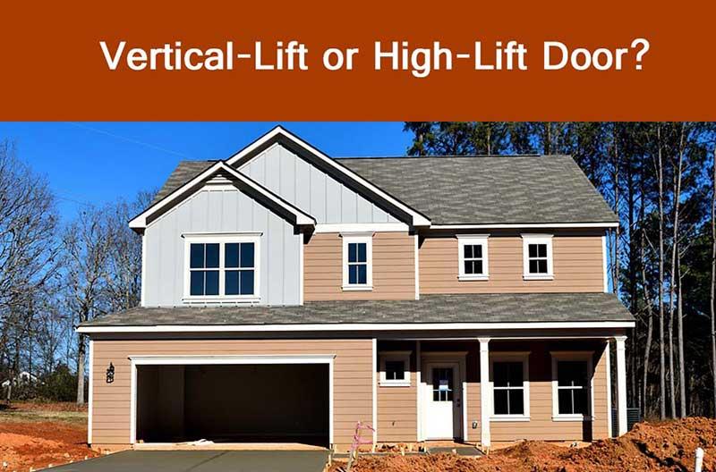 Vertical And High Lift Doors